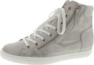 Schuhe von Paul Green: Metallicleder