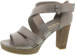 Schuhe von Paul Green: Nubuk
