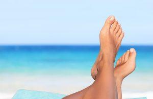 Schöne Füße von Maridav Depositphotos.com