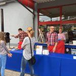 """Spendenaktion """"Zahl das, was es Dir wert ist!"""" bei SCHUH-Germann in Wörrstadt"""