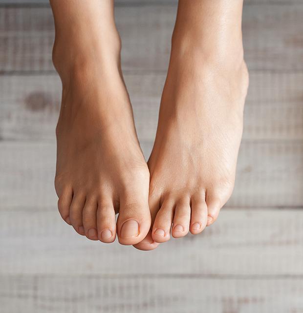 Zeigt her eure Füße…