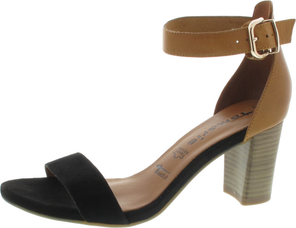Sandalette 41 Germann Kombi Schuh Tamaris 29307005 Schwarz ZpdHqnf