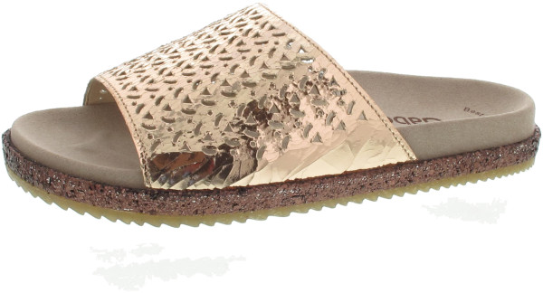 Mode Gabor Pantolette Ros Für Damen Auf Verkauf