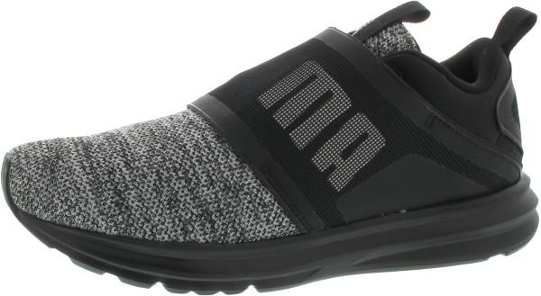 Puma Enzo Strap Knit Wn's für Damen (schwarz / 3.5) BGcQ4Jp