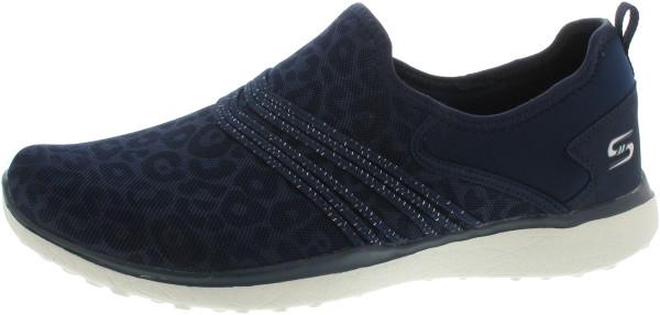 Skechers Microburst under wraps für Damen (blau / 37) QHxHxc6