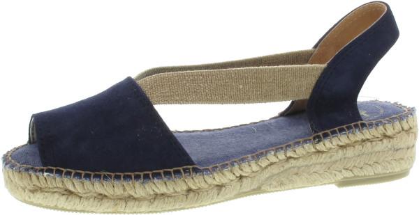 Sandalette Ella Größe 39, Farbe: Blau Toni Pons