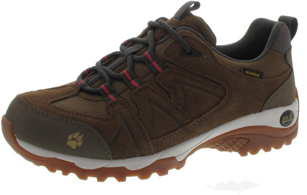 Jack Wolfskin Traction Low Texapore Wm