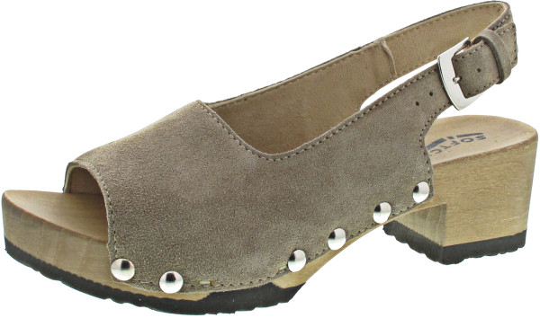 Softclox Pina Sling in taupe