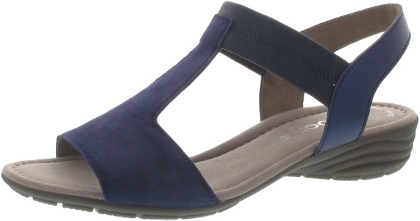 germann gabor sandalen blau
