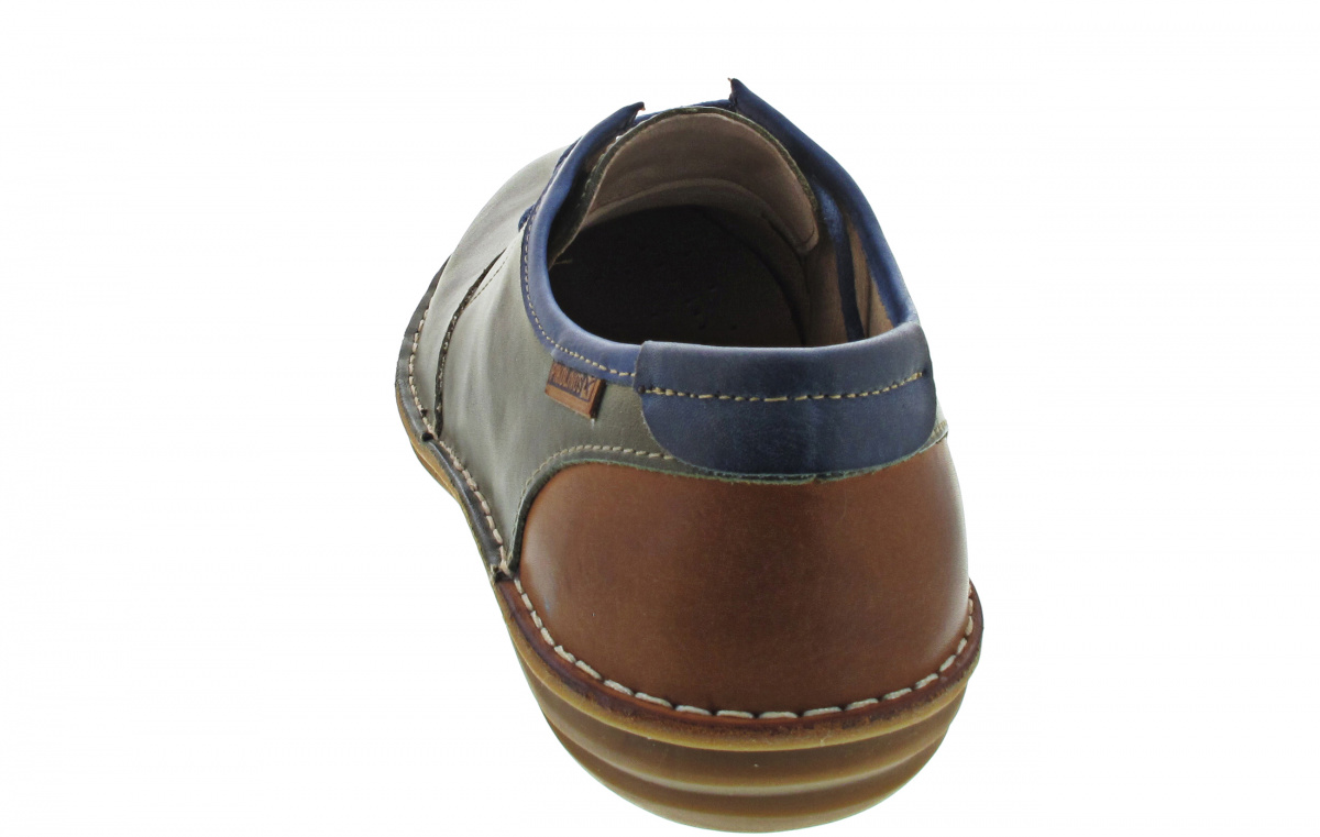 Pikolinos Schuhe LEON braun Herrenschuhe M0K-4204 cuero-nautic NEU